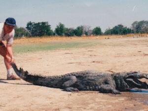 Crocodile Frank